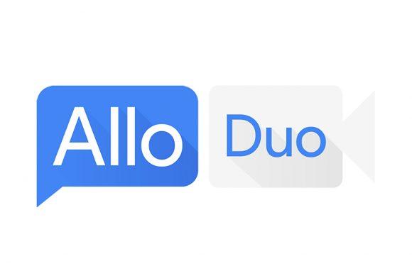 Google past Play Store-icoontjes Allo en Duo aan