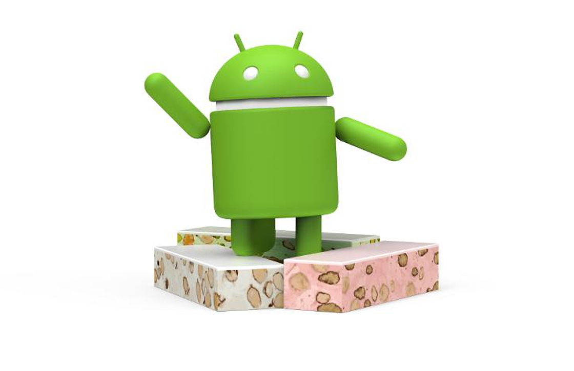 Android marktaandeel 2016