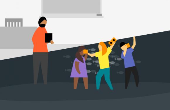 Cardboard schoolreisjes-app Expeditions nu voor iedereen beschikbaar