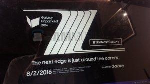 galaxy note 7 aankondiging