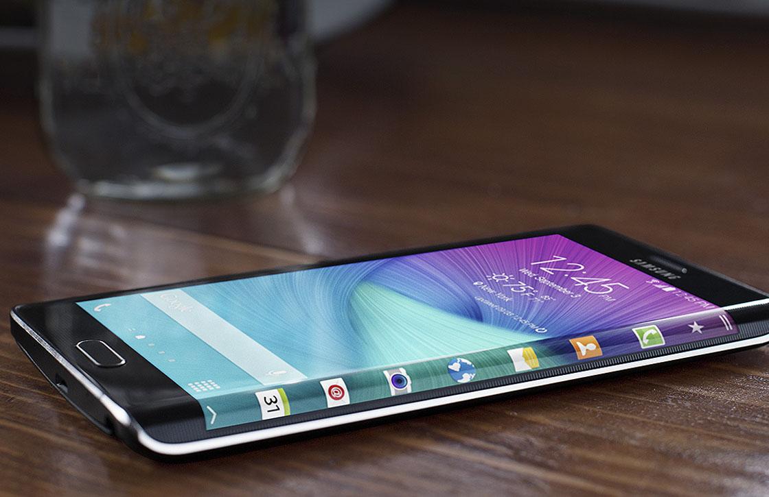 'Samsung Galaxy Note 7 komt met irisscanner'
