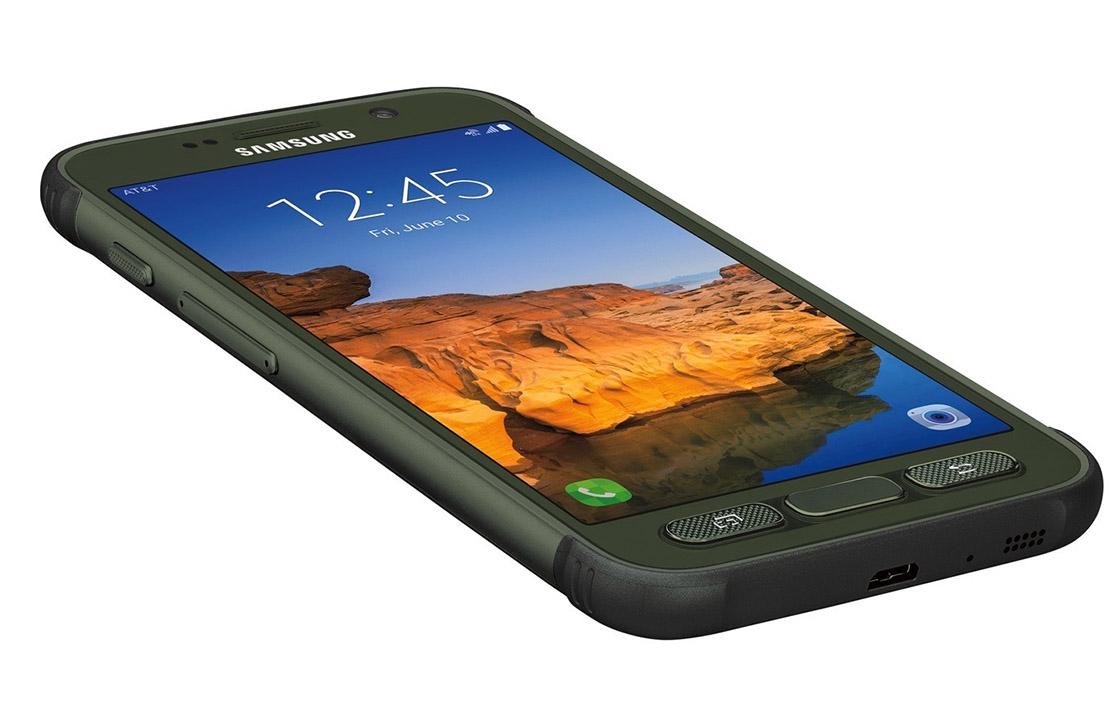 Galaxy S7 Active officieel: stevig design en 4000 mAh-accu