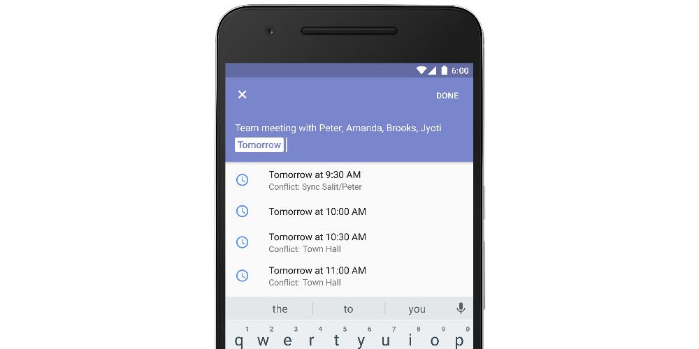 google agenda plannen