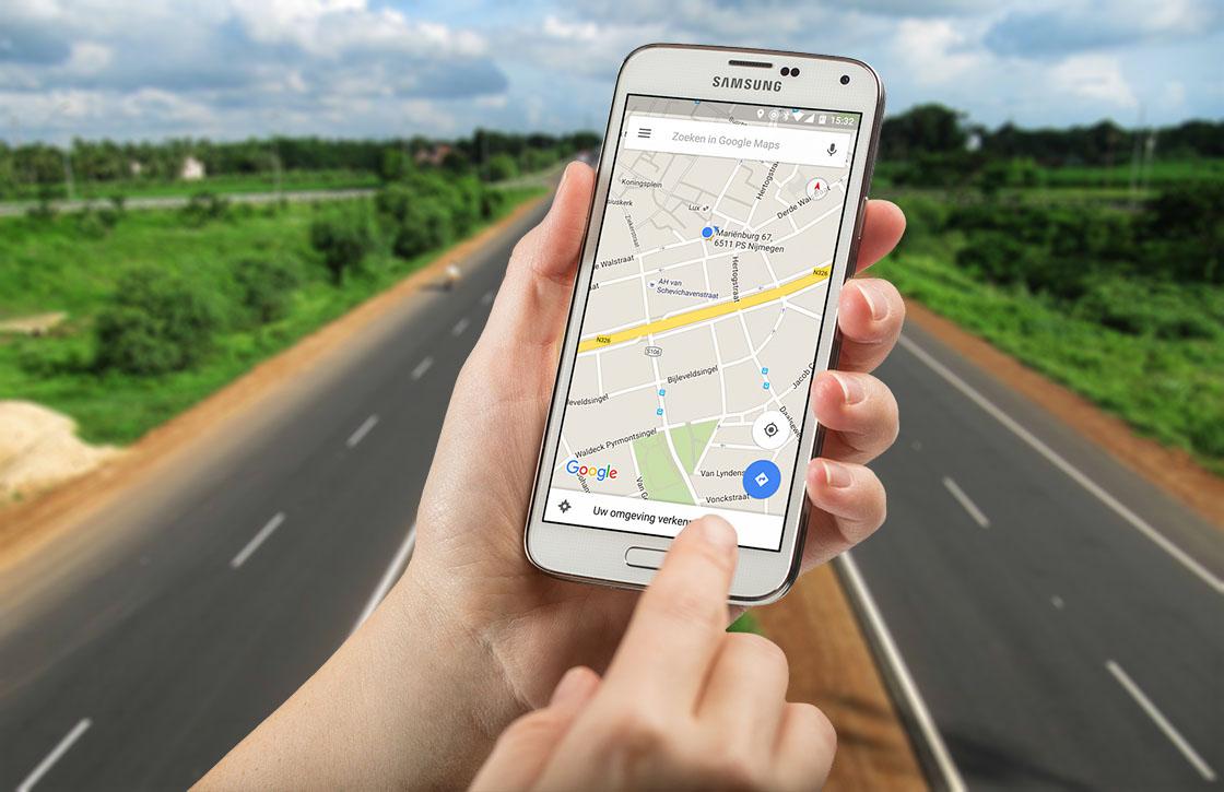 Wifi-modus voor Google Maps: verbruik minder data onderweg