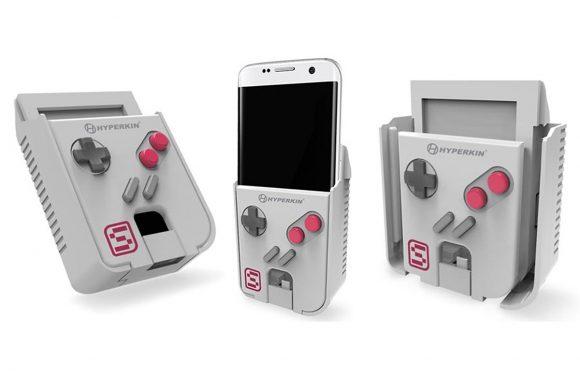 Deze gadget tovert je Android om tot een Game Boy