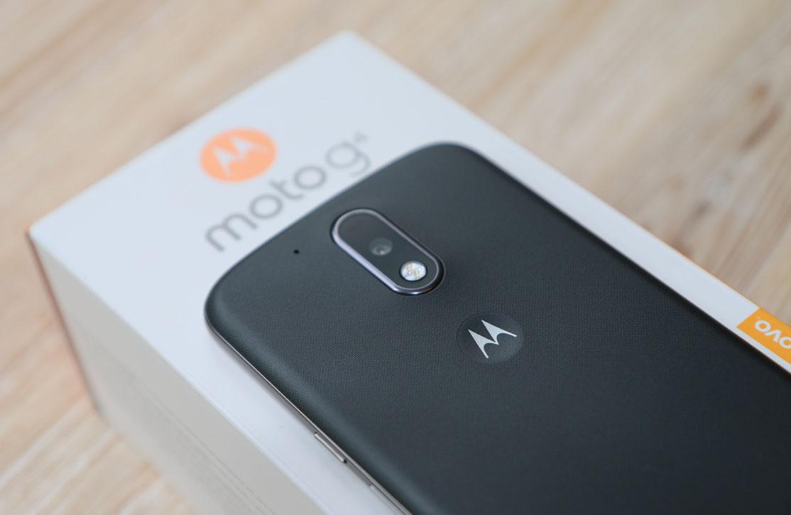 Geen updates meer voor Motorola Moto G4 en Moto G4 Play
