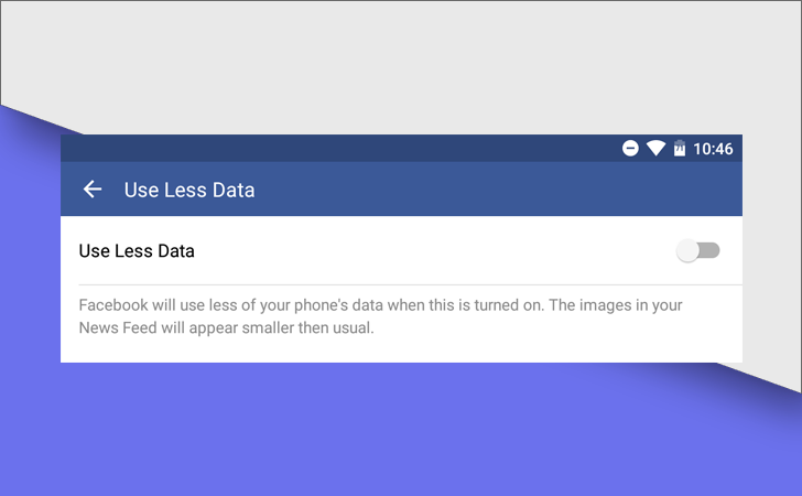datagebruik facebook