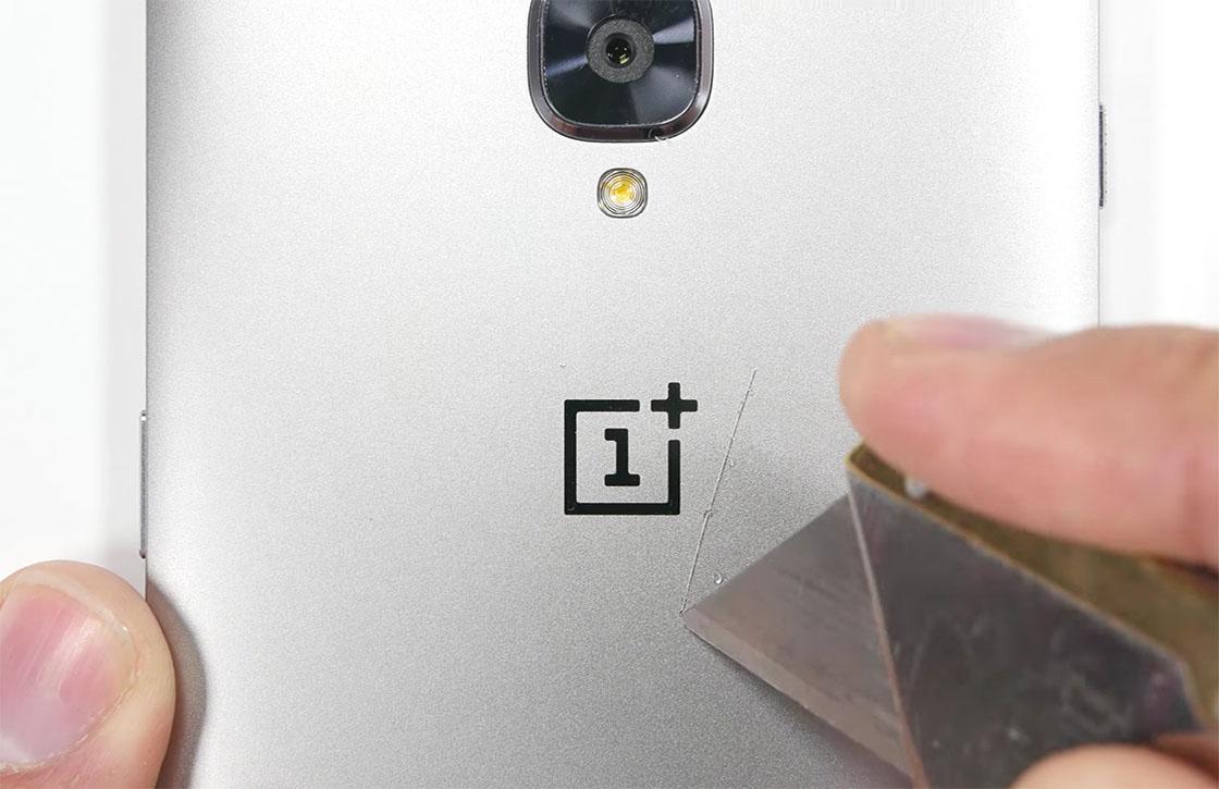Video: stevigheid OnePlus 3 aan de tand gevoeld