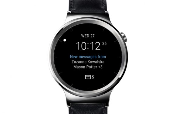 Microsoft lanceert Outlook-watchface voor Android Wear