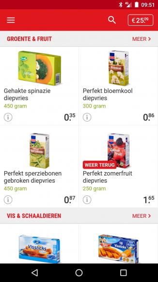 picnic supermarkt