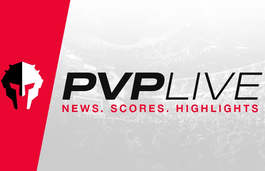 Volg competitief gamen op de voet met PVP Live Esports