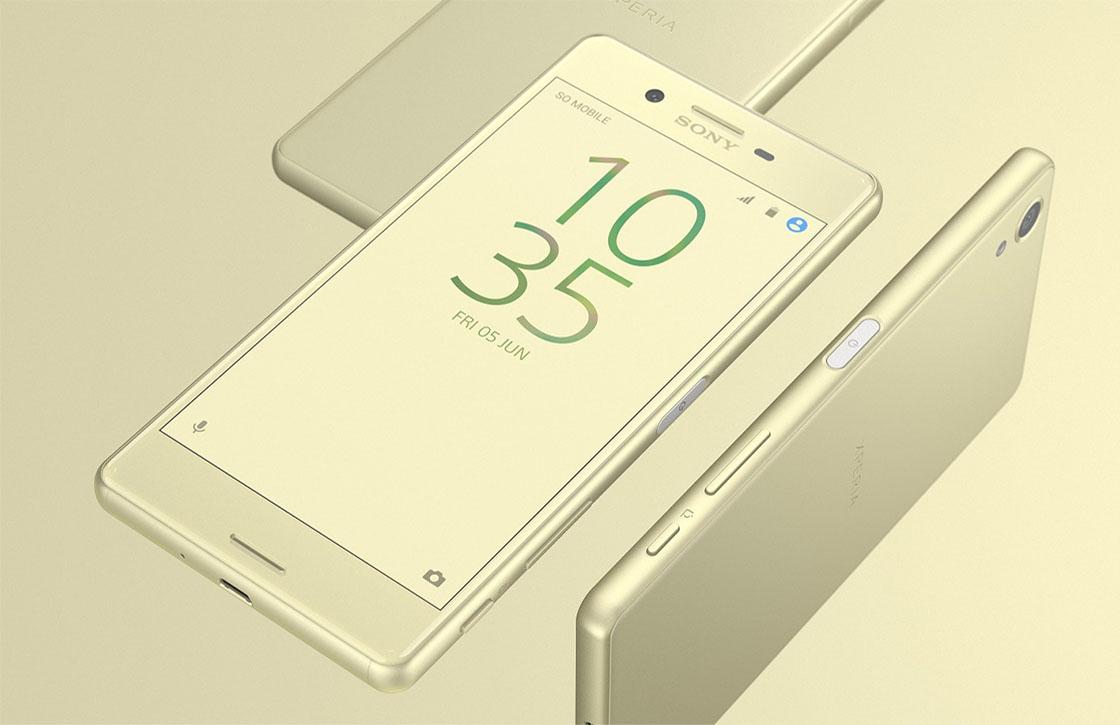 Sony Xperia XA nu te koop in Nederland: check de beste deals