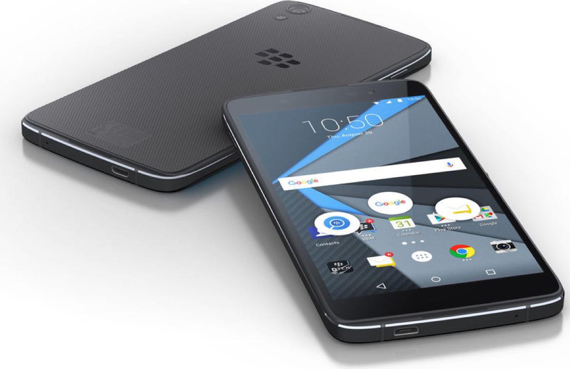 Foto's en specificaties BlackBerry Neon lekken uit