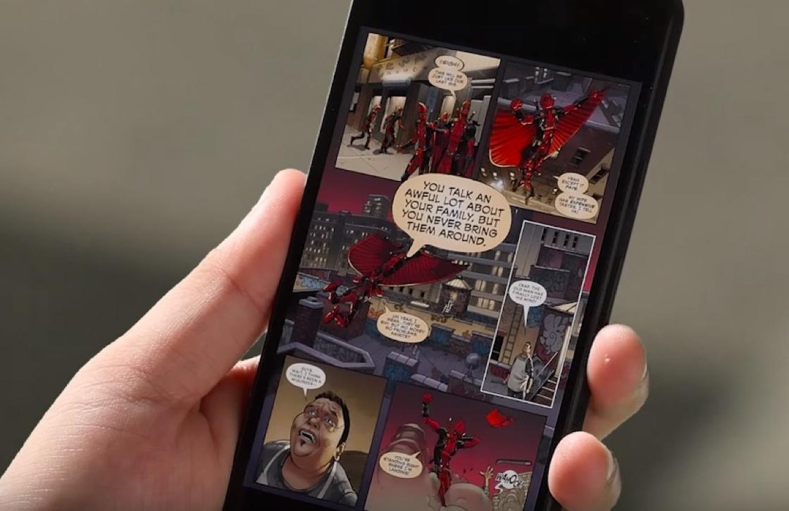 Bubble Zoom: zo wil Google stripboeken op Android leesbaarder maken