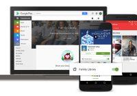 Google Play Family Library beschikbaar in Nederland: deel apps, films en meer