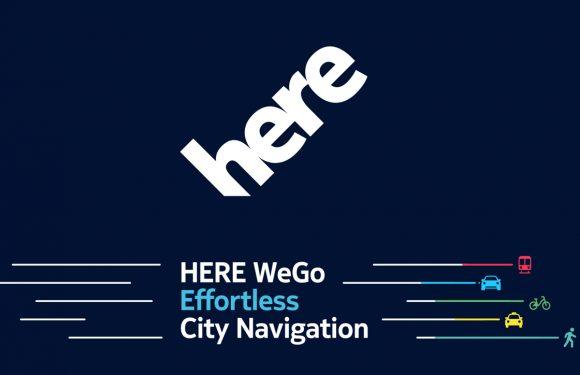 HERE Maps verandert in HERE WeGo, maar blijft gratis