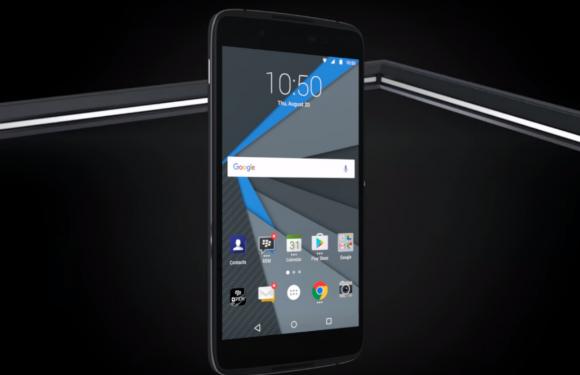 Nieuwste BlackBerry Android-toestel DTEK50 nu te reserveren