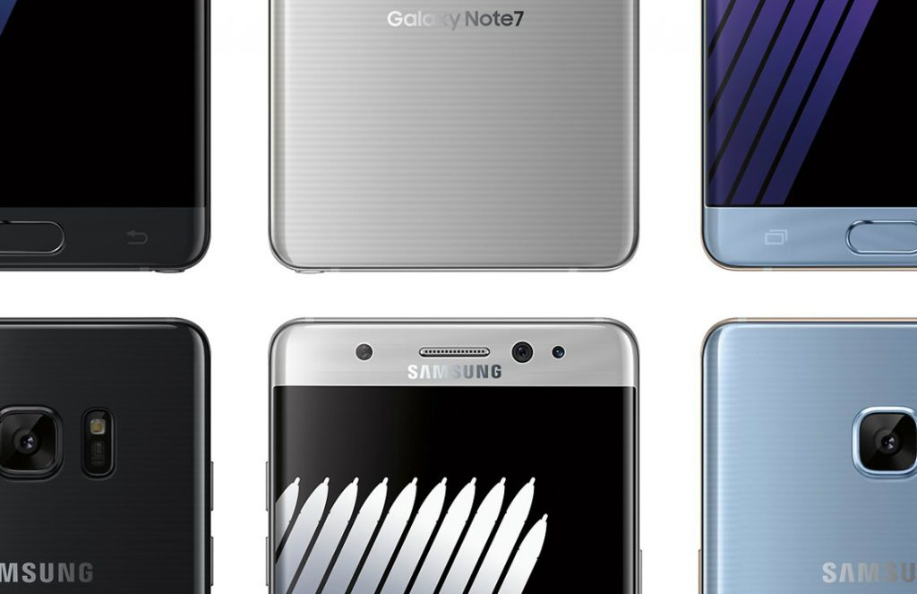 Livestream Galaxy Note 7-problemen