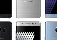 'Samsung verwerkt vingerafdrukscanner Galaxy Note 8 in het scherm'