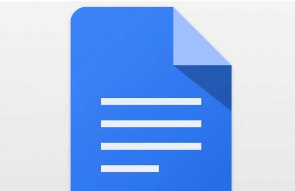 Google geeft Docs ondersteuning voor voetnoten, opties voor afbeeldingen
