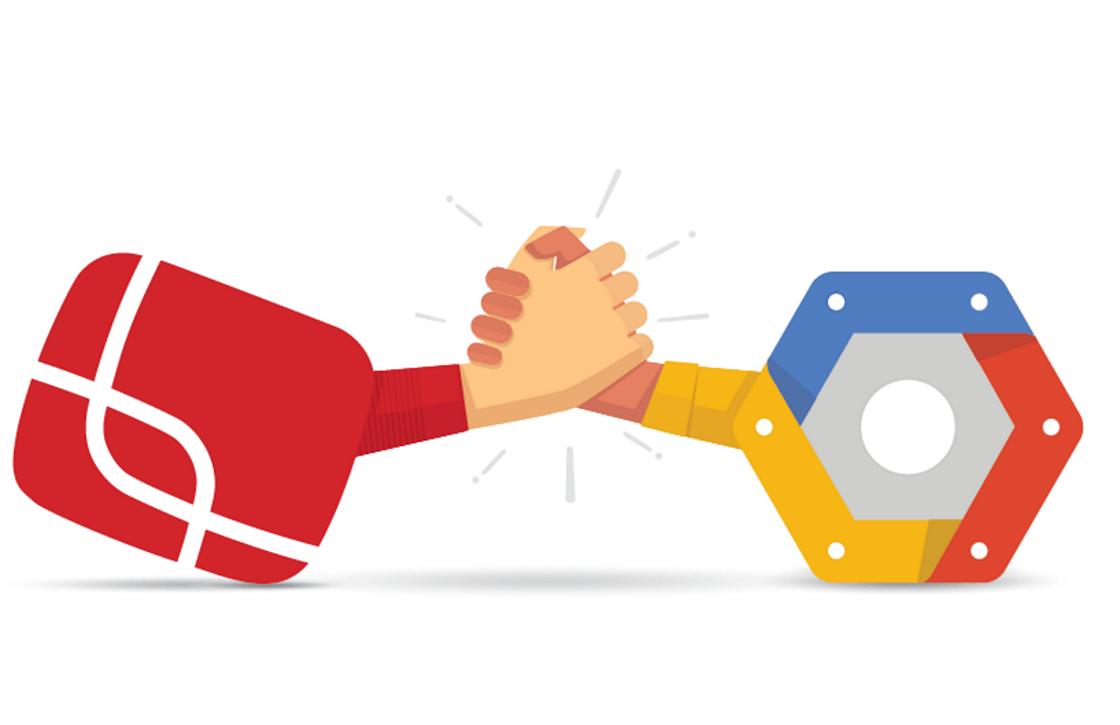 Google koopt belangrijk platform voor streamen van video en audio