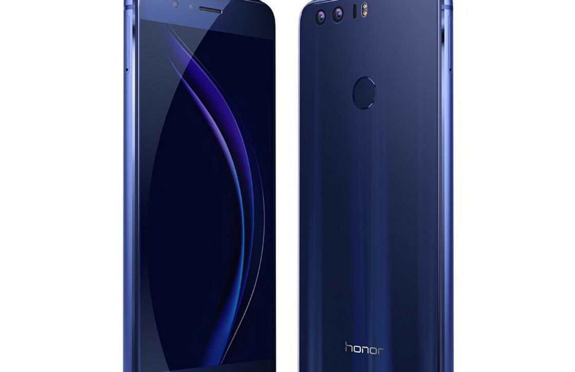 Huawei onthult Honor 8 met metalen design en high-end specs