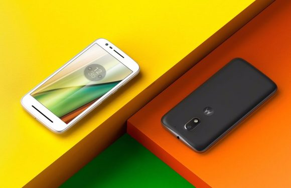 Moto E3 vanaf begin september in Nederland te koop