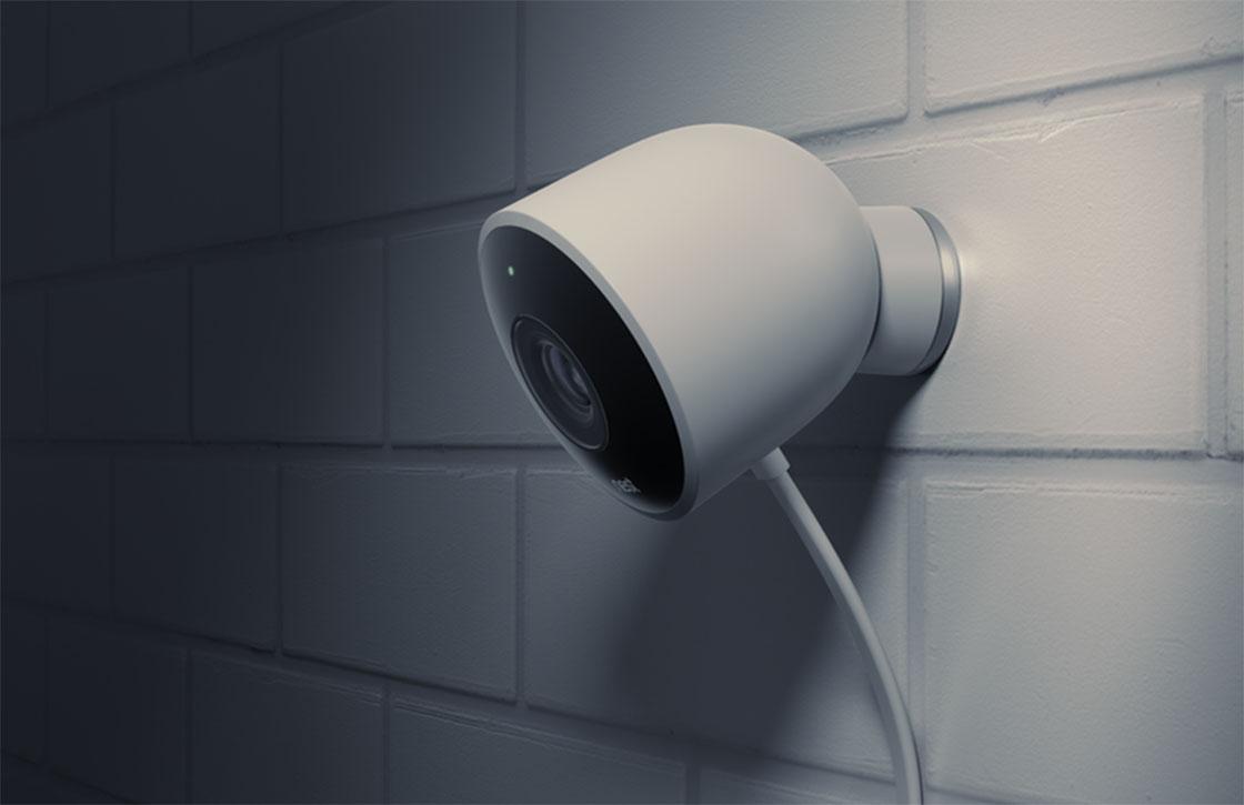 Google: dit jaar komen er nieuwe Nest-beveiligingscamera's