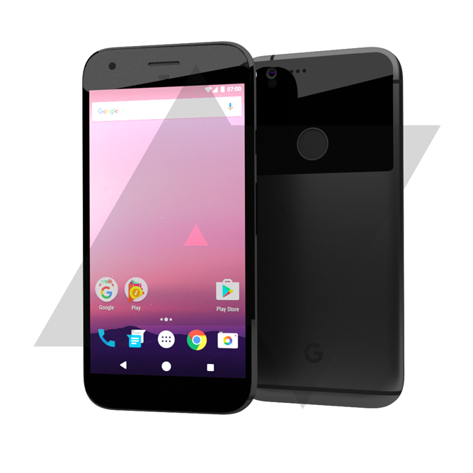 HTC Nexus Sailfish en Marlin 2016