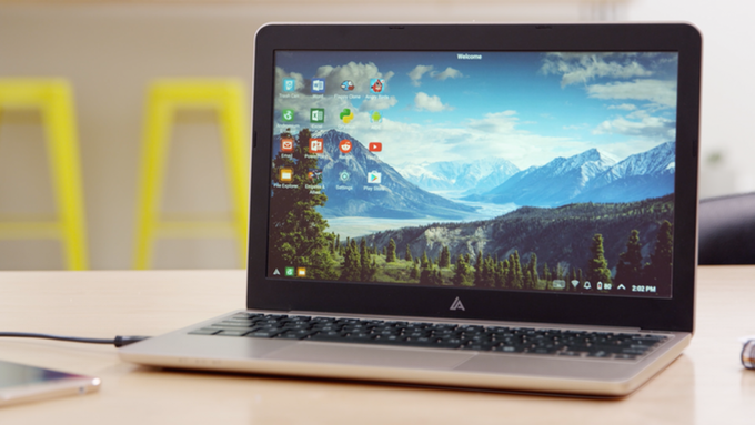 Superbook laptop