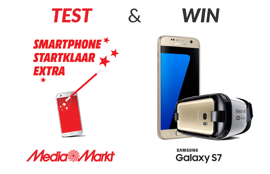 Winnaar: Samsung Galaxy S7 en Gear VR!