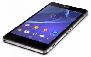 xperia z2 features
