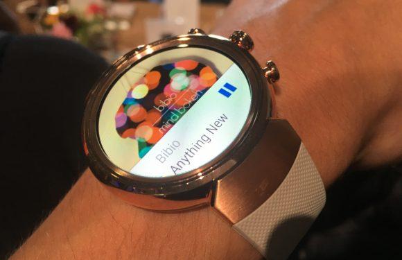 Asus ZenWatch 3 preview: ronde smartwatch tikt zoals alle andere