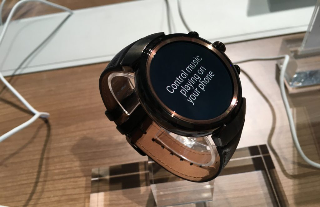 Asus Zenwatch 3 preview