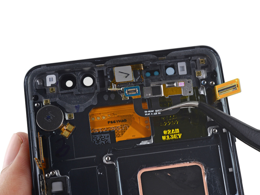 Galaxy Note 7 teardown