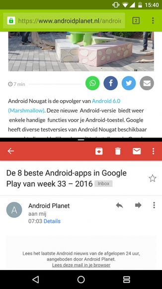 android nougat review