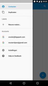 contacten-app