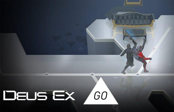 Deus Ex GO: prachtige en uitdagende puzzelgame nu beschikbaar
