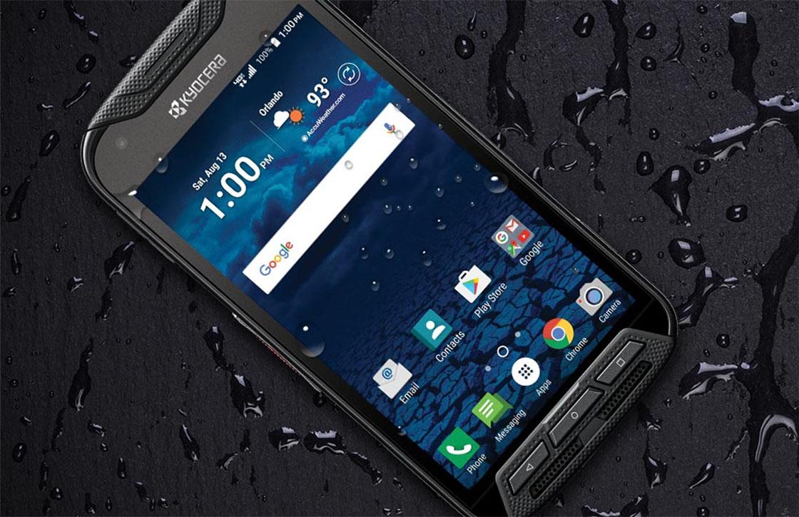 Kyocera onthult stevige 'DuraForce Pro' met actiecamera