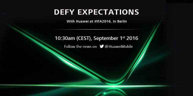 Huawei IFA-event