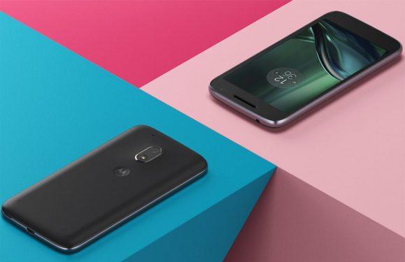 'Foto's en specs onaangekondigde Moto G5 Plus duiken op'