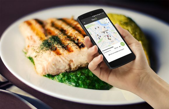 ResQ-app laat je overtollige maaltijden van restaurants bestellen