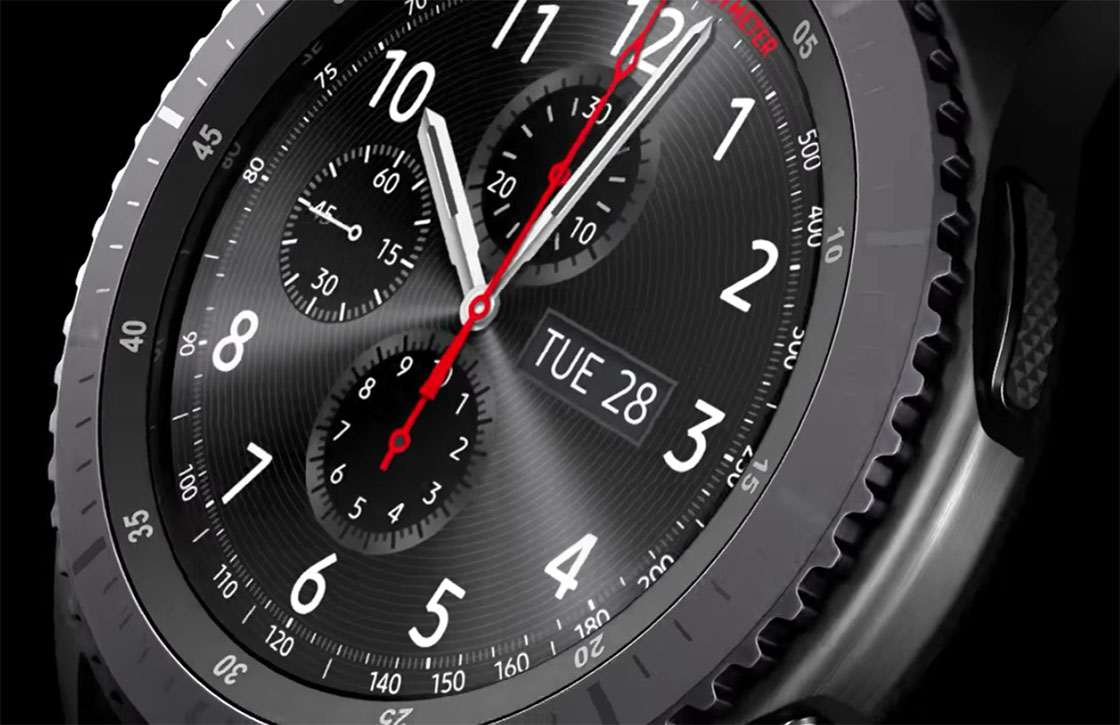 Samsung Gear S3 preview: smartwatch zet stap vooruit