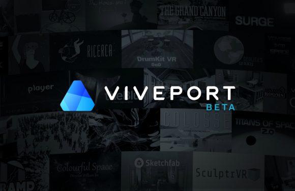 HTC's vr-appwinkel Viveport komt ook naar smartphones