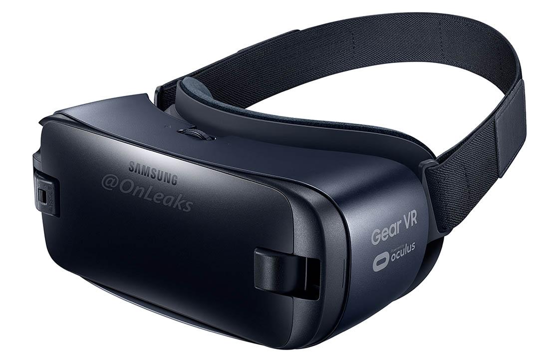 'Samsung introduceert nieuwe Gear VR voor Galaxy Note 7'