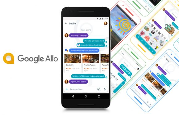 Google Allo 5.0 biedt in-app browser, selfiestickers in de maak