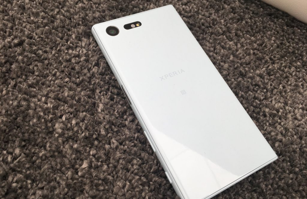 xperia x compact preview