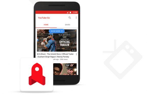 YouTube GO: nieuwe app focust zich op offline kijken en video's downloaden