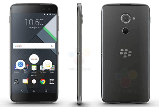 BlackBerry schrapt smartphones