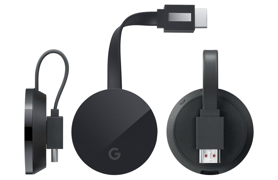 chromecast ultra-update